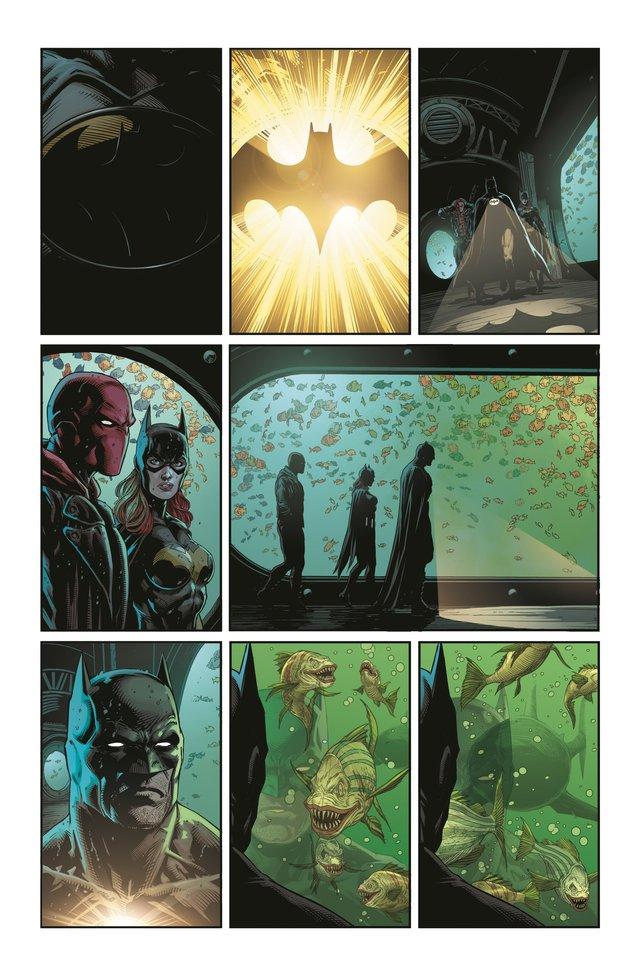 Laughing Fish sẽ trở lại trong BATMAN: THE THREE JOKERS - Ảnh 2.