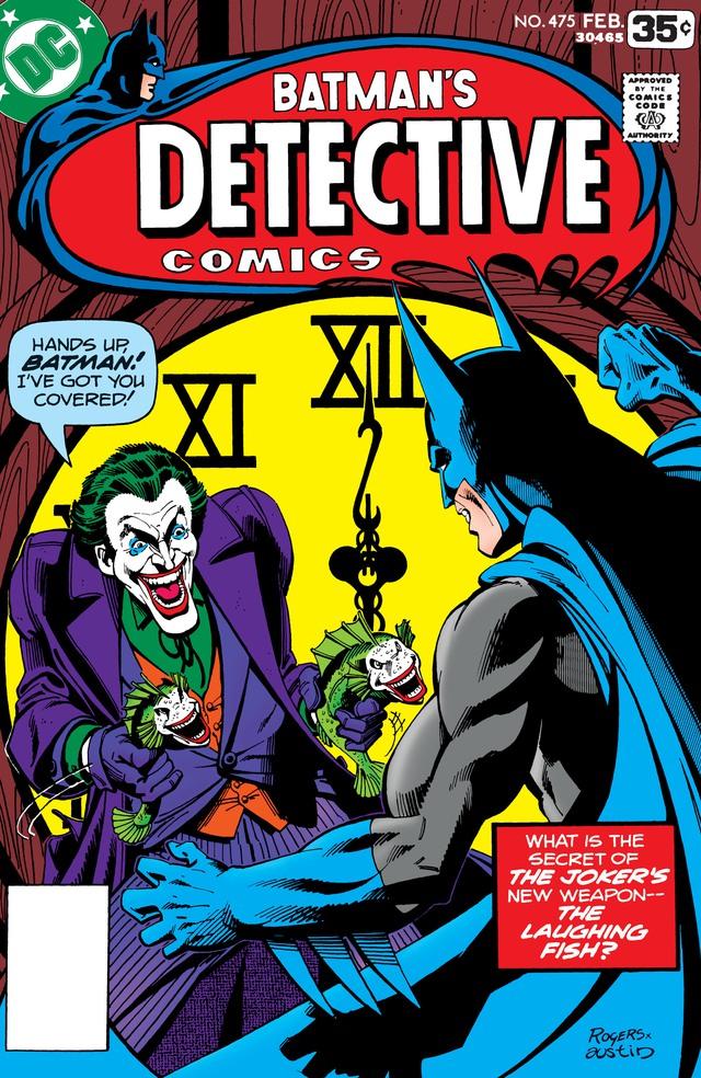 Laughing Fish sẽ trở lại trong BATMAN: THE THREE JOKERS - Ảnh 1.