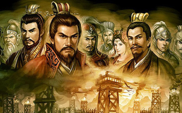 Top 5 vị tướng được yêu thích nhất khi chơi game Tam Quốc, Lữ Bố chỉ xếp hạng 2 - Ảnh 1.