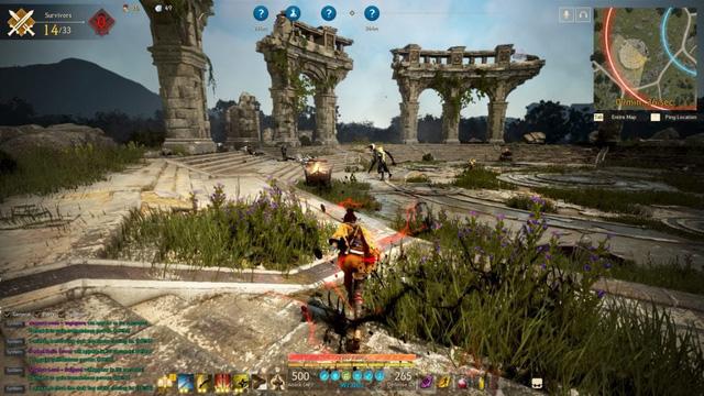 Xuất hiện game chiến đấu Battle Royale cực hay trên Steam, đồ họa đã đẹp như phim lại còn miễn phí 100% - Ảnh 2.