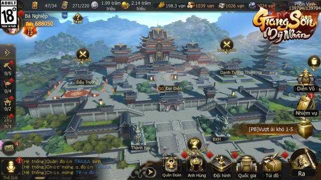 Từ Tam Quốc Truyền Kỳ đến Giang Sơn Mỹ Nhân, game chiến thuật xây thành nuôi quân đã thay đổi ra sao sau 10 năm - Ảnh 2.