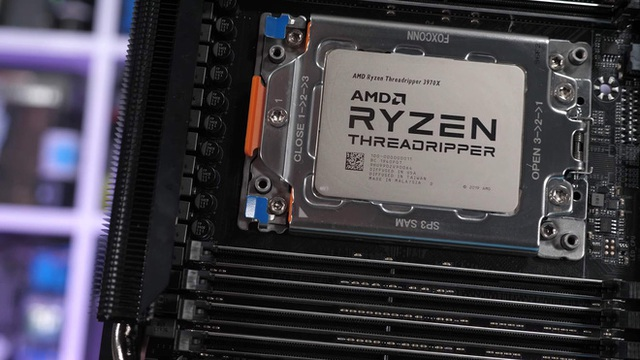 Dùng quen Intel suốt 15 năm, cha đẻ của Linux vẫn quyết đổi sang CPU AMD vì quá ngon: Đội Xanh có thấy chạnh lòng hay không? - Ảnh 2.
