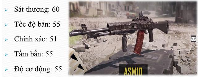 Top những khẩu súng miễn phí nhưng đáng mơ ước nhất trong Call of Duty: Mobile VN - Ảnh 4.
