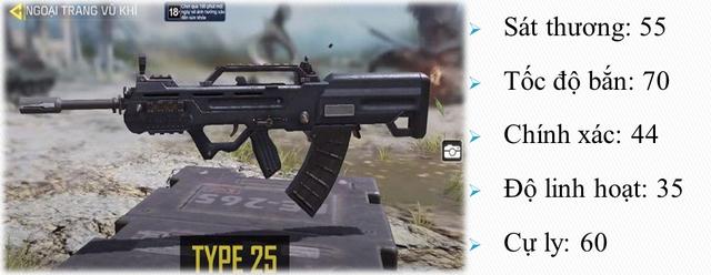 Top những khẩu súng miễn phí nhưng đáng mơ ước nhất trong Call of Duty: Mobile VN - Ảnh 7.