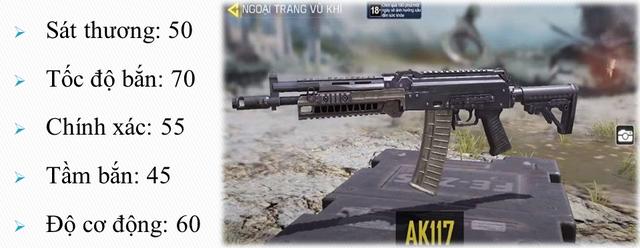 Top những khẩu súng miễn phí nhưng đáng mơ ước nhất trong Call of Duty: Mobile VN - Ảnh 8.