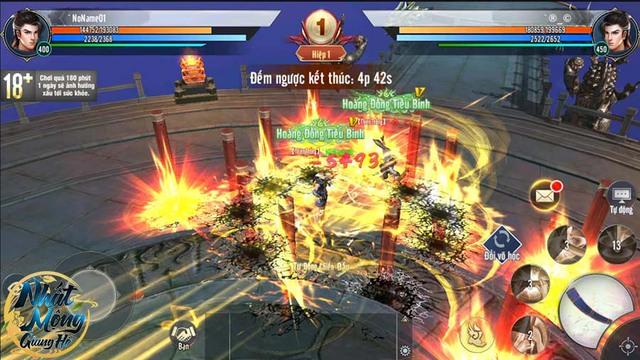 Nhất Mộng Giang Hồ - Game kiếm hiệp nhất phẩm, tái hiện võ học Kim Dung chuẩn bị ra mắt - Ảnh 7.