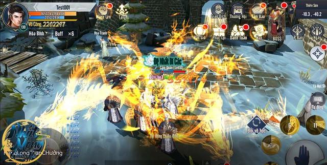 Nhất Mộng Giang Hồ - Game kiếm hiệp nhất phẩm, tái hiện võ học Kim Dung chuẩn bị ra mắt - Ảnh 8.