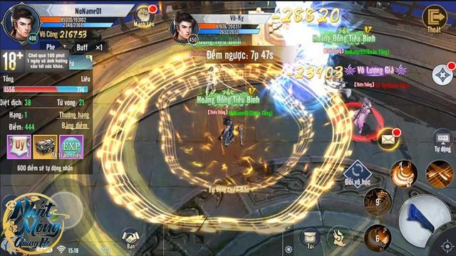 Nhất Mộng Giang Hồ - Game kiếm hiệp nhất phẩm, tái hiện võ học Kim Dung chuẩn bị ra mắt - Ảnh 9.