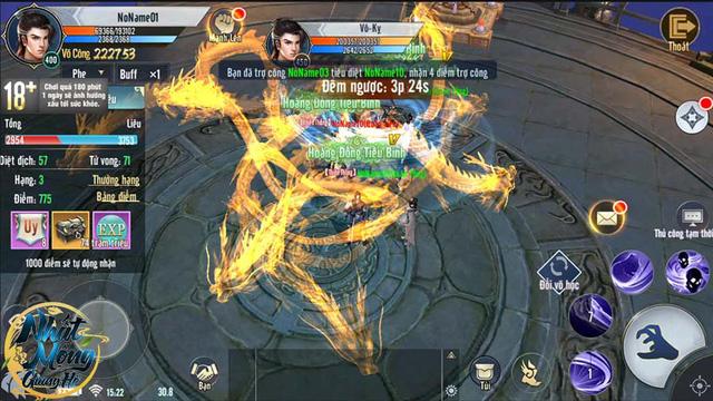 Nhất Mộng Giang Hồ - Game kiếm hiệp nhất phẩm, tái hiện võ học Kim Dung chuẩn bị ra mắt - Ảnh 11.