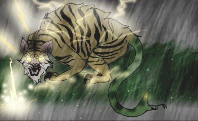 Sự xuất hiện của yêu ma quỷ quái Yokai trong Anime/Manga: Bạn đã xem bao nhiêu trong số những tựa phim này? - Ảnh 3.