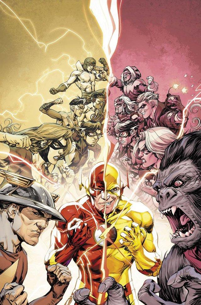 Tin buồn: Flash sẽ bị Reverse-Flash chiếm cơ thể và nhốt trong Speed Force - Ảnh 3.