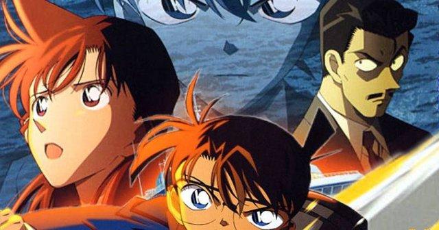 Top 3 movie hay nhất của Thám Tử Lừng Danh Conan, chưa xem thì quá phí - Ảnh 2.
