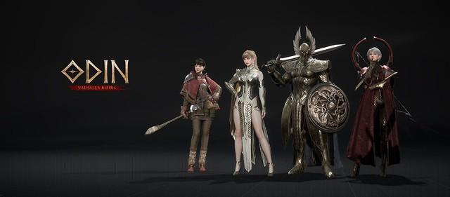 Đẹp ngây ngất với ODIN: Valhalla Rising, MMORPG Mobile hiếm hoi được xây dựng trên Unreal Engine 4 - Ảnh 4.