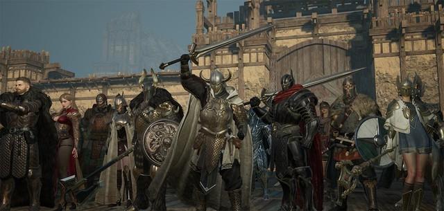 Đẹp ngây ngất với ODIN: Valhalla Rising, MMORPG Mobile hiếm hoi được xây dựng trên Unreal Engine 4 - Ảnh 2.