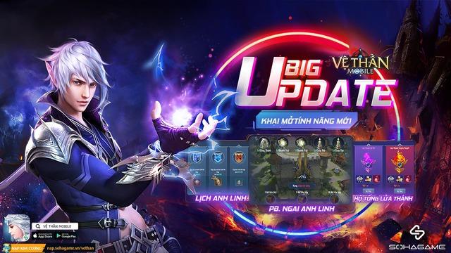 Game chất Tây PK nửa ngày không chán: Vệ Thần Mobile tung Big Update, tặng 2000 Giftcode - Ảnh 2.