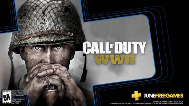 Sony chơi lớn, tặng miễn phí bom tấn Call of Duty WWII cho game thủ PS4 - Ảnh 1.