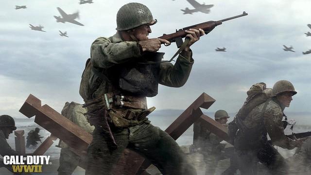 Sony chơi lớn, tặng miễn phí bom tấn Call of Duty WWII cho game thủ PS4 - Ảnh 3.