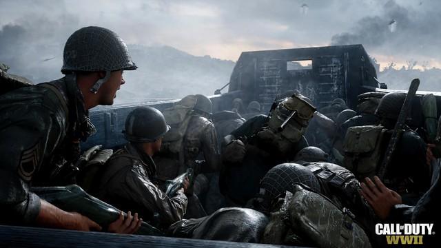 Sony chơi lớn, tặng miễn phí bom tấn Call of Duty WWII cho game thủ PS4 - Ảnh 4.