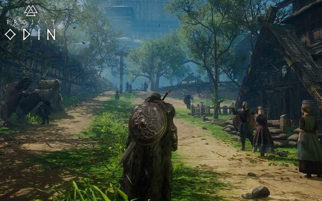 Đẹp ngây ngất với ODIN: Valhalla Rising, MMORPG Mobile hiếm hoi được xây dựng trên Unreal Engine 4 - Ảnh 7.