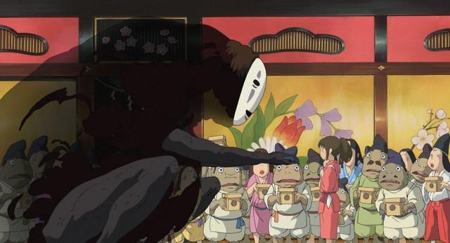 Sự xuất hiện của yêu ma quỷ quái Yokai trong Anime/Manga: Bạn đã xem bao nhiêu trong số những tựa phim này? - Ảnh 11.