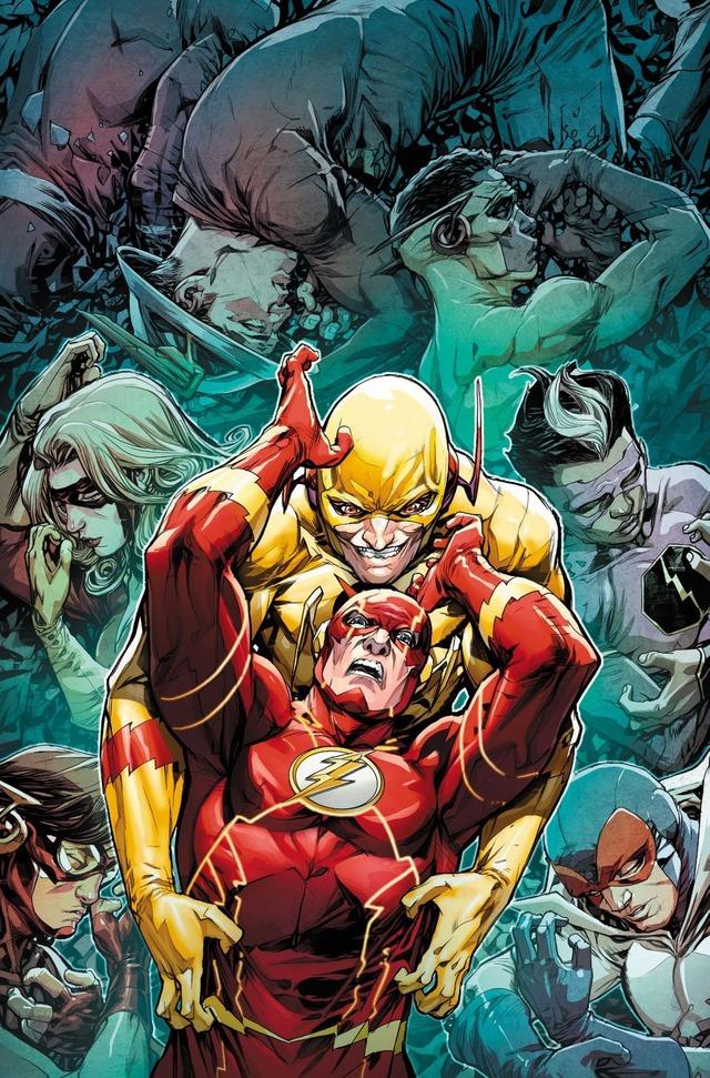 Tin buồn: Flash sẽ bị Reverse-Flash chiếm cơ thể và nhốt trong Speed Force - Ảnh 1.