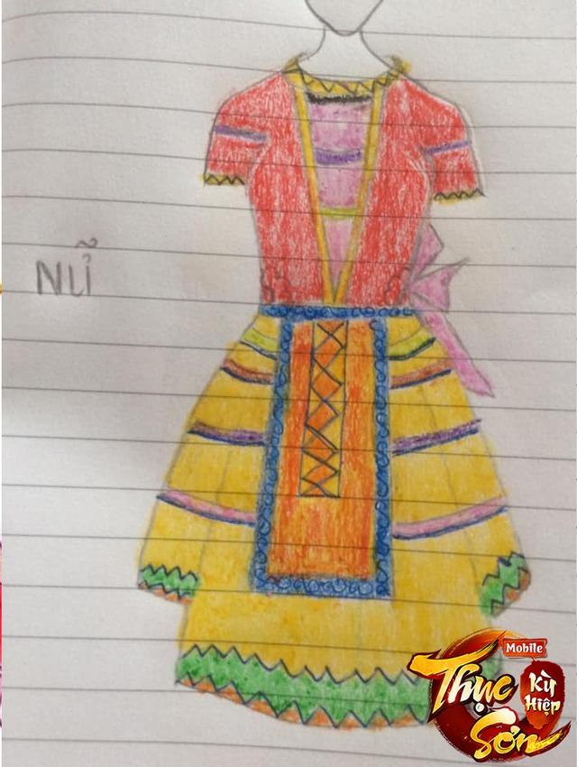Không phải bikini hay áo váy lòe loẹt, trang phục truyền thống đậm tính văn hóa lịch sử mới là thứ game thủ Việt muốn đưa vào game nhất - Ảnh 9.