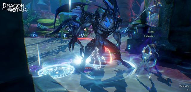 Siêu phẩm Dragon Raja, MMORPG sử dụng công nghệ Unreal Engine 4 chính thức mở cửa khu vực Đông Nam Á - Ảnh 5.