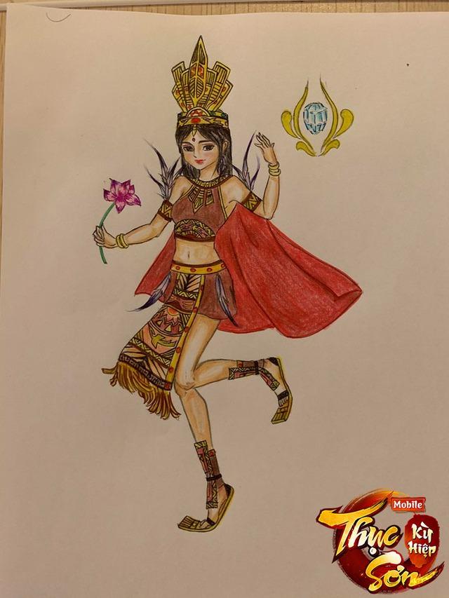 Không phải bikini hay áo váy lòe loẹt, trang phục truyền thống đậm tính văn hóa lịch sử mới là thứ game thủ Việt muốn đưa vào game nhất - Ảnh 13.