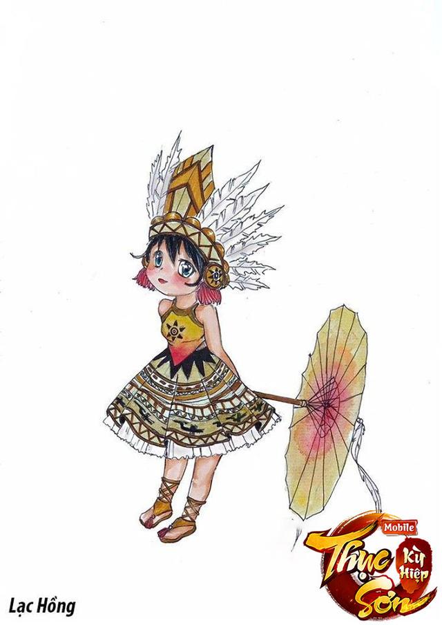 Không phải bikini hay áo váy lòe loẹt, trang phục truyền thống đậm tính văn hóa lịch sử mới là thứ game thủ Việt muốn đưa vào game nhất - Ảnh 11.