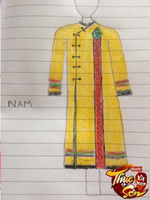 Không phải bikini hay áo váy lòe loẹt, trang phục truyền thống đậm tính văn hóa lịch sử mới là thứ game thủ Việt muốn đưa vào game nhất - Ảnh 8.
