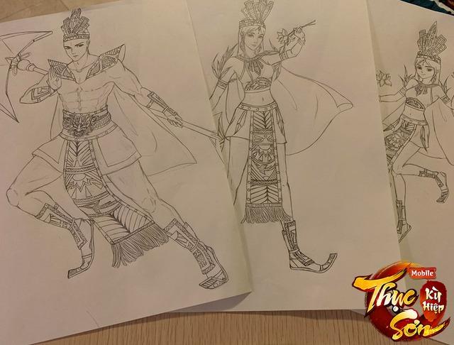 Không phải bikini hay áo váy lòe loẹt, trang phục truyền thống đậm tính văn hóa lịch sử mới là thứ game thủ Việt muốn đưa vào game nhất - Ảnh 10.