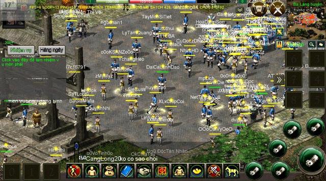 Vừa mở Tương Dương và Công Thành Chiến, hàng vạn game thủ Việt đã ùn ùn vào chiến JX1 Huyền Thoại Võ Lâm - Ảnh 3.