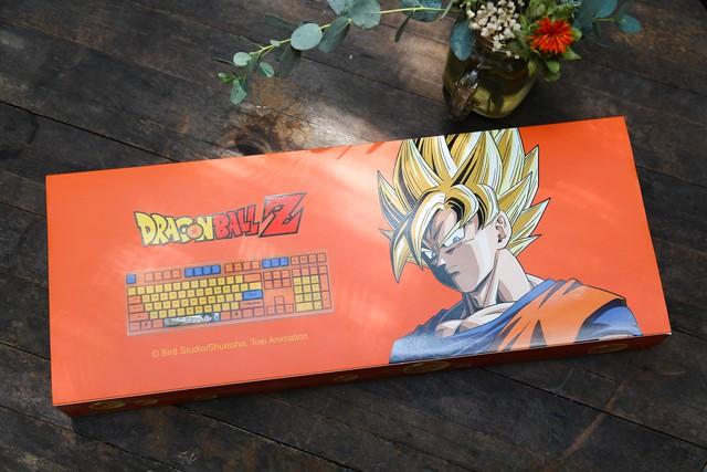Mê mẩn với bàn phím cơ Son Goku siêu độc, dành riêng cho fan của Bi Rồng - Ảnh 1.