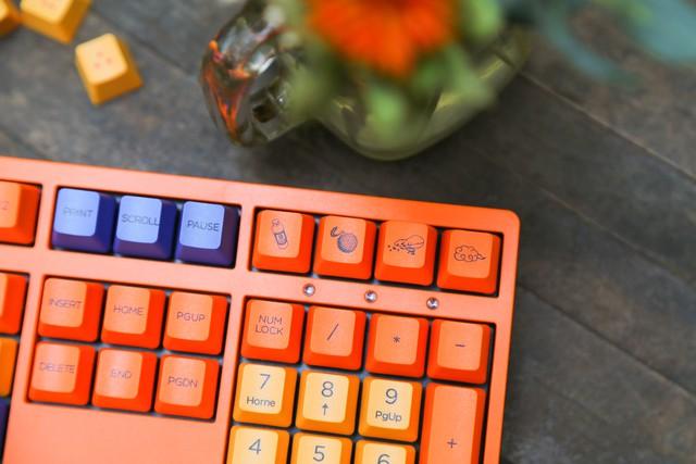 Mê mẩn với bàn phím cơ Son Goku siêu độc, dành riêng cho fan của Bi Rồng - Ảnh 7.