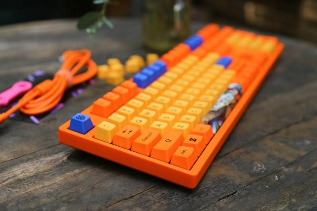 Mê mẩn với bàn phím cơ Son Goku siêu độc, dành riêng cho fan của Bi Rồng - Ảnh 8.