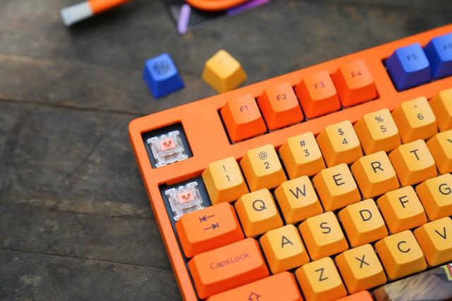 Mê mẩn với bàn phím cơ Son Goku siêu độc, dành riêng cho fan của Bi Rồng - Ảnh 5.