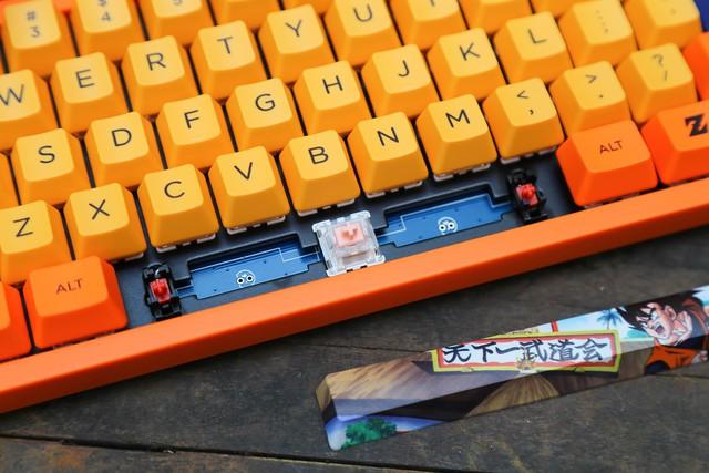 Mê mẩn với bàn phím cơ Son Goku siêu độc, dành riêng cho fan của Bi Rồng - Ảnh 6.