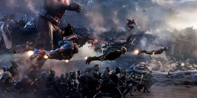 Bật mí cảnh hậu trường của 1 số tác phẩm Oscars 2020: Bom tấn thế giới trước và sau khi sử dụng CGI khác biệt như thế nào? - Ảnh 2.