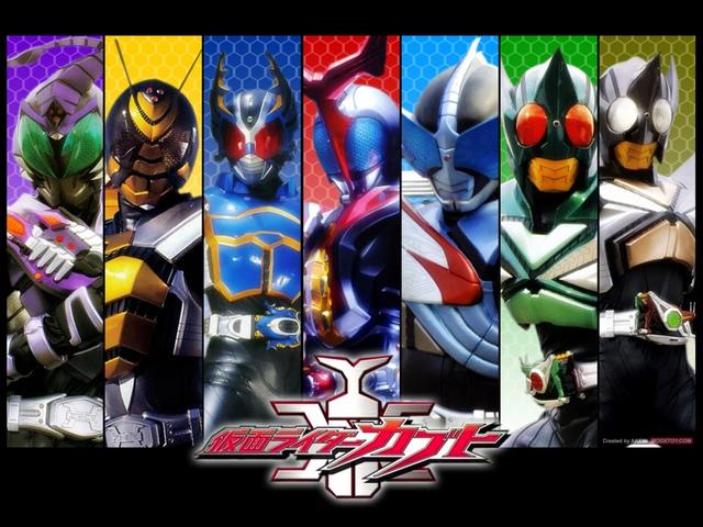 Ngắm bộ ảnh cosplay Kamen Rider Kabuto siêu đẳng cấp của các fan - Ảnh 1.