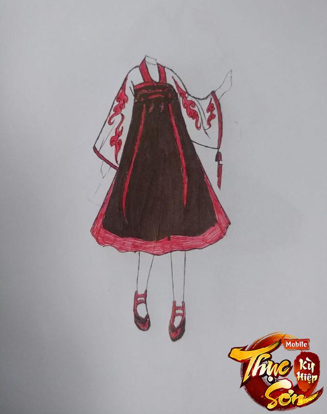 Không phải bikini hay áo váy lòe loẹt, trang phục truyền thống đậm tính văn hóa lịch sử mới là thứ game thủ Việt muốn đưa vào game nhất - Ảnh 21.
