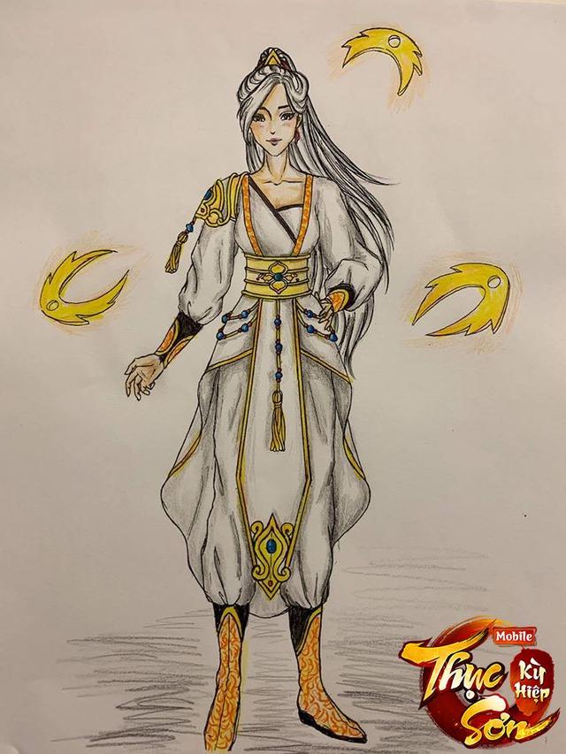 Không phải bikini hay áo váy lòe loẹt, trang phục truyền thống đậm tính văn hóa lịch sử mới là thứ game thủ Việt muốn đưa vào game nhất - Ảnh 19.