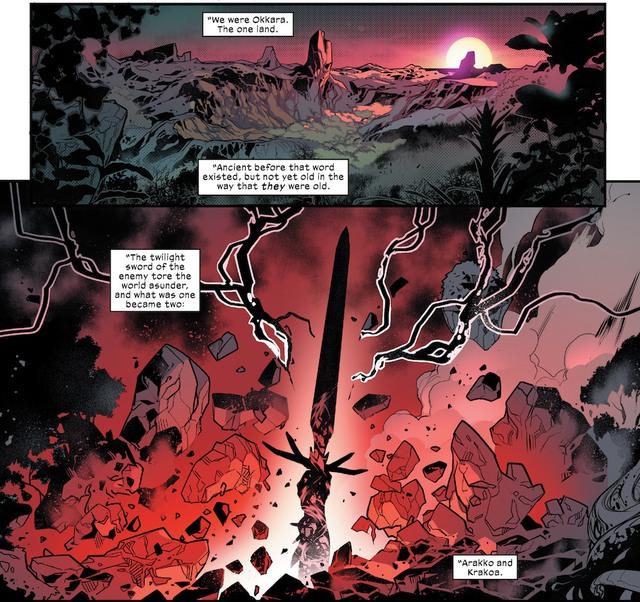 X-MEN: X OF SWORDS: Những thanh kiếm vô địch trong vũ trụ Marvel sẽ trở lại? - Ảnh 4.