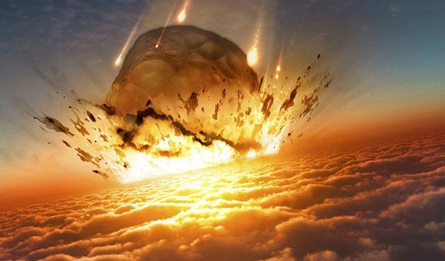 Thiên thạch có sức công phá ngang 10 tỷ quả bom nguyên tử lao vào Trái Đất ở góc siêu hiểm, xóa sổ hoàn toàn khủng long - Ảnh 1.