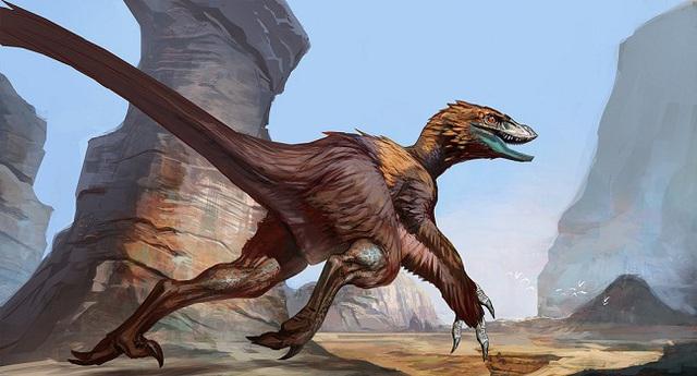 Tìm hiểu về Deinonychus: Loài khủng long sở hữu cú đá chết người - Ảnh 4.