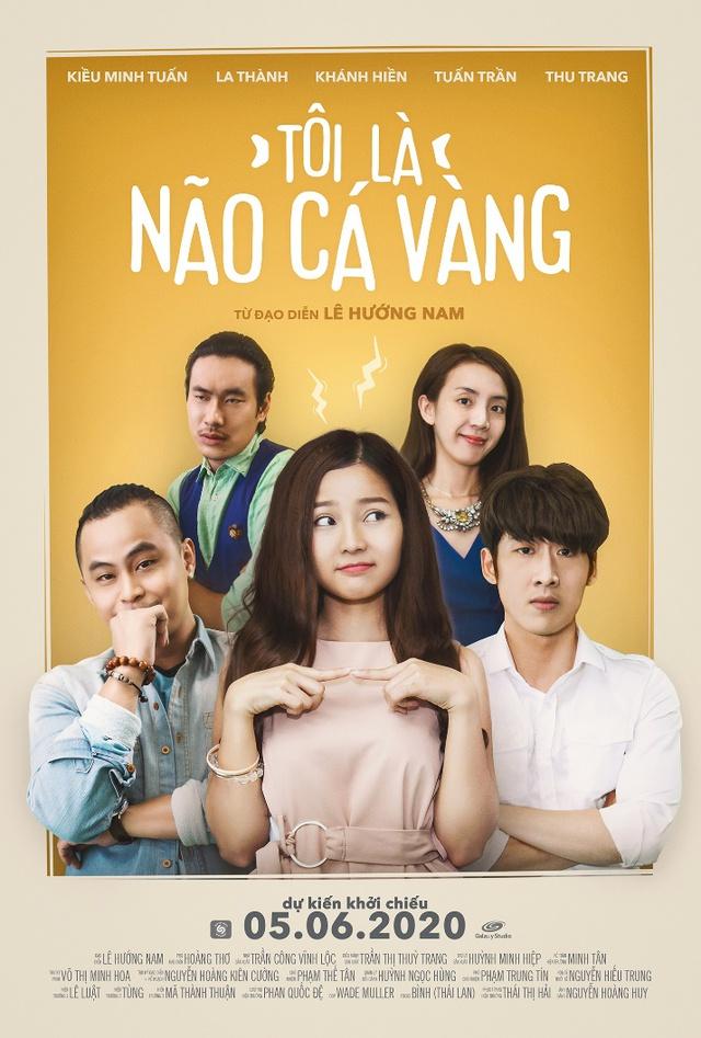 Trailer Tôi Là Não Cá Vàng: Em hết đãng trí chưa? Người yêu mới nhắn tin hỏi nhưng Khánh Hiền không muốn trả lời - Ảnh 1.