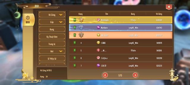 Game thủ liều mạng build phái buff theo đường công và cái kết bàng hoàng: Top 1 damage Boss, Top 1 chiến trường, giết 68 mạng, vả Lục Đại Phái như con - Ảnh 9.