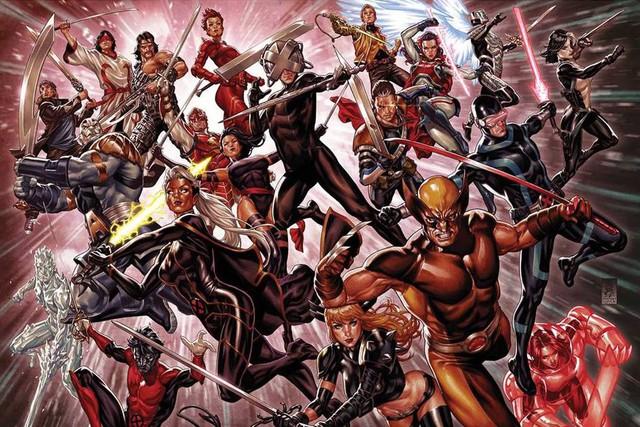X-MEN: X OF SWORDS: Những thanh kiếm vô địch trong vũ trụ Marvel sẽ trở lại? - Ảnh 1.
