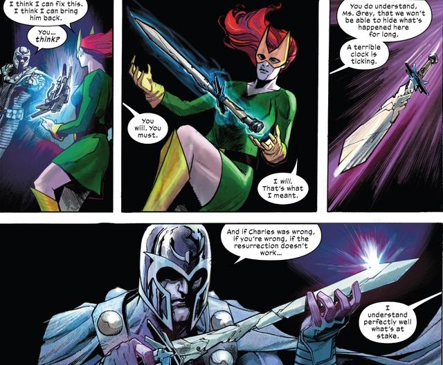 X-MEN: X OF SWORDS: Những thanh kiếm vô địch trong vũ trụ Marvel sẽ trở lại? - Ảnh 5.