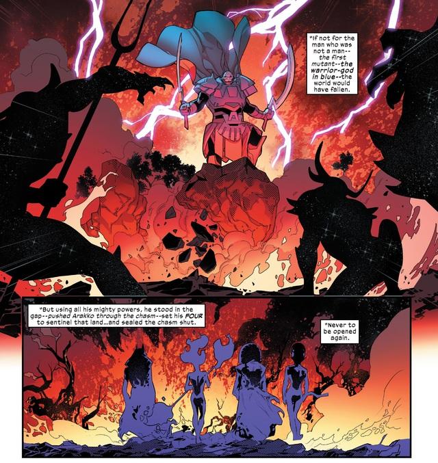 X-MEN: X OF SWORDS: Những thanh kiếm vô địch trong vũ trụ Marvel sẽ trở lại? - Ảnh 2.