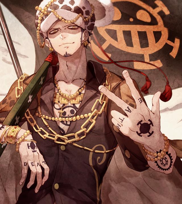 One Piece: Law sẽ sử dụng bộ ba phá kế hoạch để làm mồi nhử giúp phe liên minh đánh bại Kaido? - Ảnh 4.